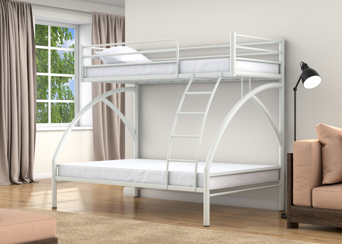 купить двухъярусную кровать 4s-mebel.ru