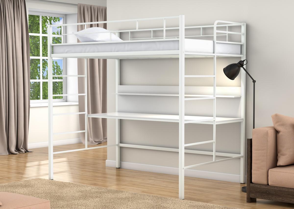 Что такое кровать-чердак? Для чего нужна такая мебель?