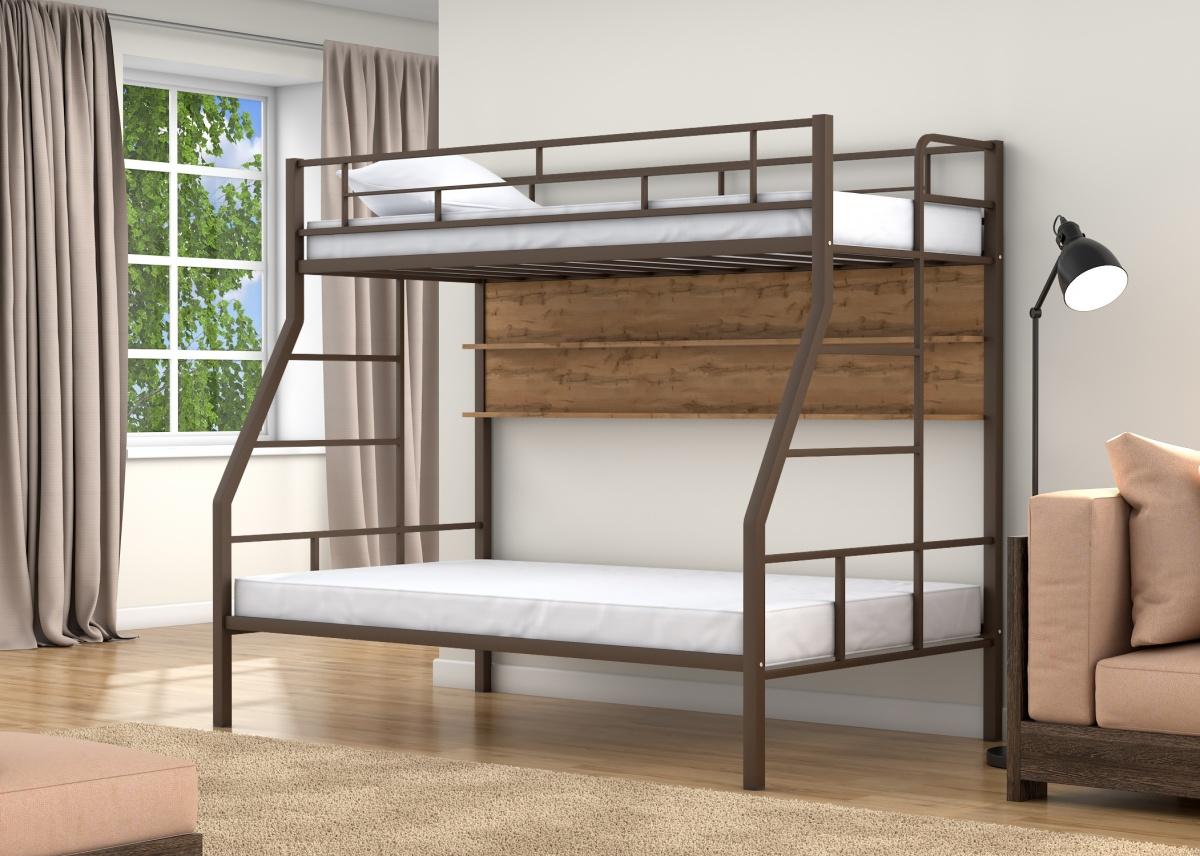 крупные модные двухъярусные кровати фото торнтона